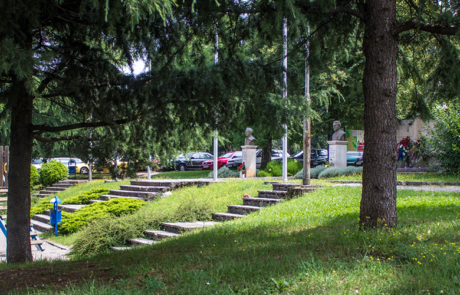 Viškovo park
